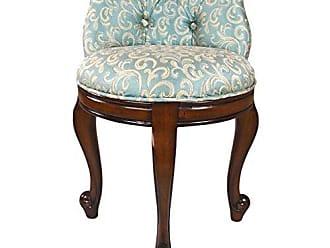 Design Toscano HA6663 Empress Sisi Vanity Chair