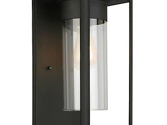 Eglo 203033A Walker Hill Single Light 15 Tall Outdoor Wall Sconce