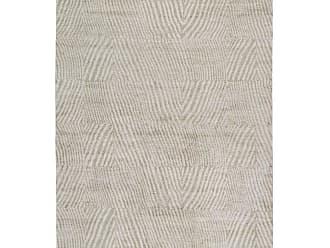 Kelly Wearstler Post Hand-knotted 6x4 Area Rug In Silk By Kelly Wearstler