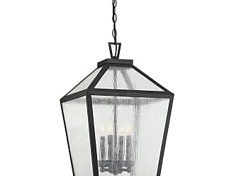 Savoy House 5-104 Woodstock 4 Light 15 Wide Outdoor Taper Candle
