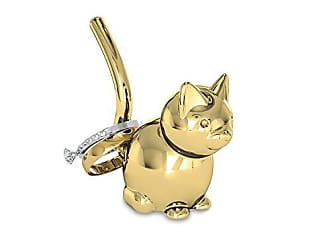 Umbra Zoola Cat Ring Holder, Brass