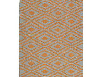 Kaleen Rugs Brisa Collection BRI02-89B Orange Handmade 9 x 12 Rug