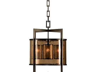 Fine Art Lamps 591140ST Singapore Moderne 22 Diameter Four-Light