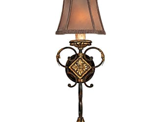 Fine Art Lamps 234450ST Castile Single-Light Wall Sconce with