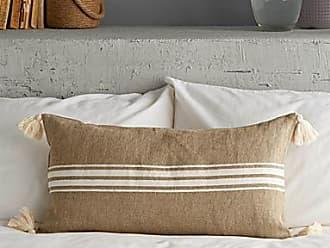 Simons Maison Seashore pure linen cushion 12 x 20