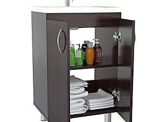 Inval America GBP-028 Classic Contemporary Style Bathroom Vanity