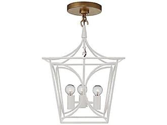 Kate Spade New York Cavanagh Mini Lantern, Light Cream
