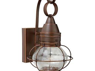 Vaxcel Chatham CT-OWD080BBZ Outdoor Wall Sconce - CT-OWD080BBZ