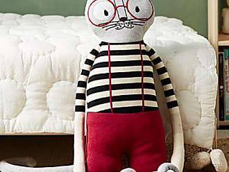 Simons Maison Explorer cat cushion 17 x 46 cm