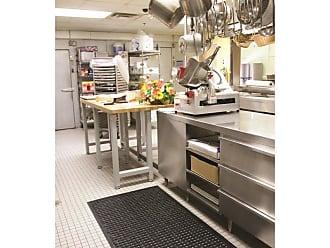 Guardian Floor Protection Triple-Flex Flow Anti-Bacterial Utility Floor Mat, Size: 3 x 10 ft. - 24031005
