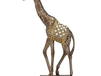 Espressione Girafa de Resina 45cm Thai Espressione