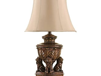 StyleCraft L31981DS Majestic Gold Table Lamp - L31981DS