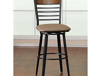 United Furniture Ethan Bar Height Swivel Stool - 5301-56
