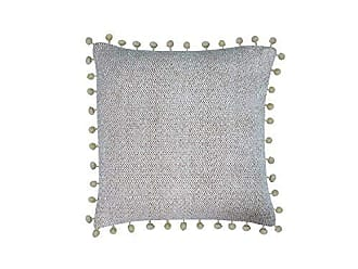 Foreside Home And Garden 18X18 Hand Woven Lane Pillow Taupe