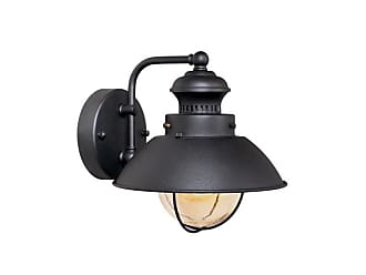 Vaxcel Lighting OW21581 Harwich 1 Light Outdoor Wall Sconce - 8 Inches