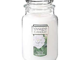 Yankee Candle Company Yankee Candle Large Jar Candle, White Gardenia - 1230624