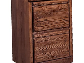 Forest Designs Customizable 2, 3 or 4 Drawer Contemporary 103 File Cabinet - 103-B