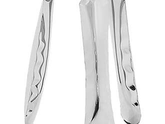 Zieta Plopp Kitchen Stool In Polished Stainless Steel By Zieta
