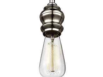 Feiss Corddello 1 - Light Mini - Pendant in Aged Pewter