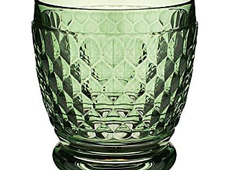 Villeroy & Boch Boston Old-Fashioned Glasses Set of 4, Green