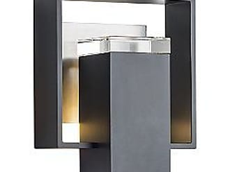 Hubbardton Forge Shadow Box Outdoor Wall Sconce