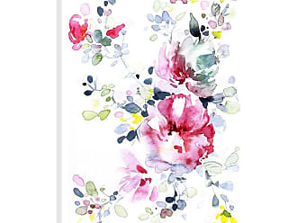 Art Maison Canada Watercolour Flower Composition I Canvas Wall Art - HAYIC10ONL