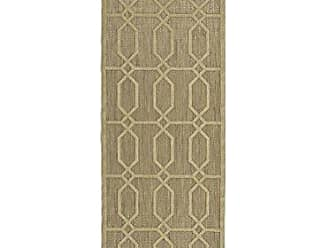 Kaleen FSR02-105-26710 A Breath of Fresh Air Machine Made Polypropelyne Rug, 2 6 x 7 10, Khaki