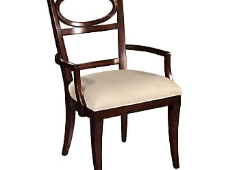 Hekman Furniture Central Park Oval Back Dining Arm Chair - 23124