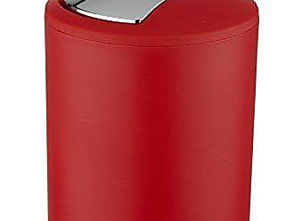 Rojo 11.5x11.5x37 cm Poliestireno Wenko Monaco Escobillero