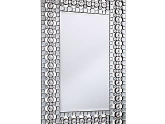 Elegant Furniture & Lighting Modern Wall Mirror - 30.75W x 45.78H in. - MR-3061