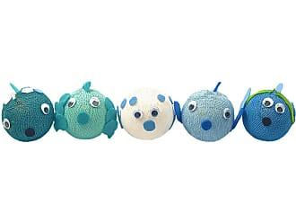 Cormilu Luminária Decorativa Fundo do Mar - Pilha Cormilu Azul