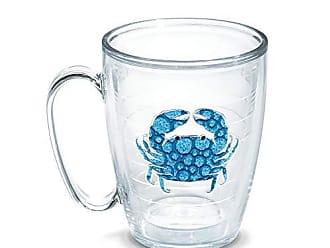 Trevis TERVIS Boxed Tumbler/Mug, 15-Ounce,Blue Crab