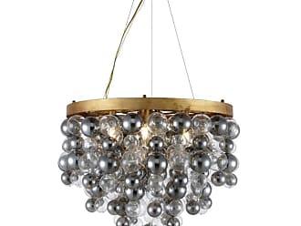 Elegant Lighting 1531D26 Isabel 7 Light 26-1/2 Wide Chandelier