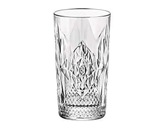 Bormioli Rocco 6/Bicchieri Offi Cina 1825/corto 30/CL 7/x 8,5/x 9/cm