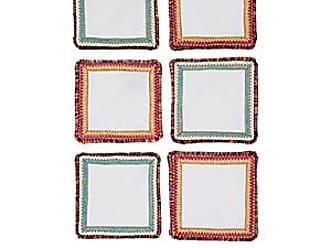 Kim Seybert Spectrum Cocktail Napkin Set