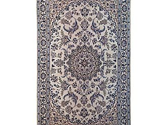 Solo Rugs Nain Hand Knotted Area Rug 3 9 x 6 0 Ivory