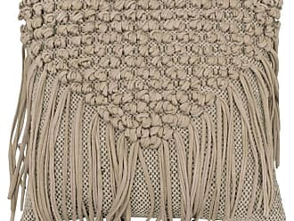 French Connection Mateo Tassel Pillow