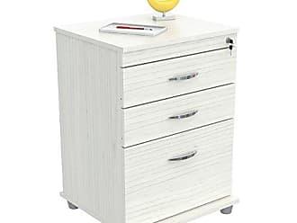 Inval America Inval AR-3X1RB Cabinets Mobile Files, Laricina
