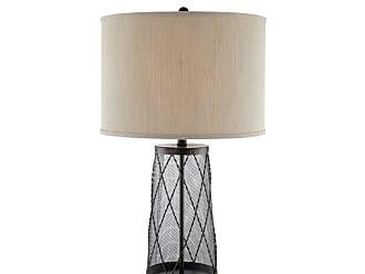 Lite Source Inc. LS-23086 Muller Single Light 30-1/2 Tall Buffet Table