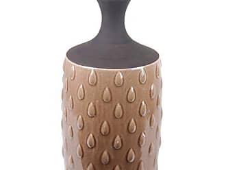 Privilege International 84058 Water Drop Ceramic Vase