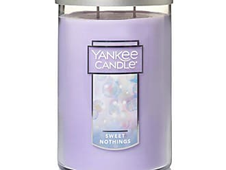 Yankee Candle Company Large 2-Wick Tumbler Candle, Sweet Nothings