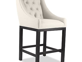 SOUTH CONE Naples 26 in. Counter Stool - ALEXBS26/CHARCOAL