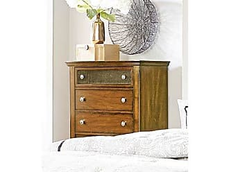 Progressive Furniture P111-14 Cotswold Grove Chest, Root Beer