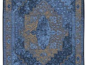 Milliken Carpet Milliken 4000174142 Drayton Collection Saxon Area Rug, 78 X109, Empire Blue