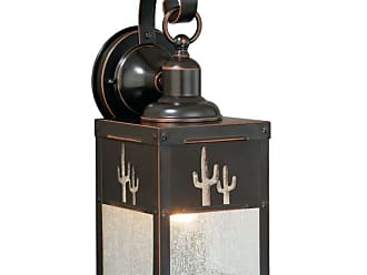 Vaxcel Lighting T0325 Calexico Single Light 13 High Outdoor Wall