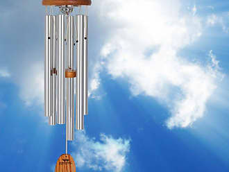 Woodstock Chimes Woodstock Amazing Grace Memorial Urn Wind Chime - AGMU
