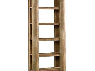 Sauder Sauder 419864 Boone Mountain Bookcase, L: 32.28 x W: 14.49 x H: 72.09, Craftsman Oak finish