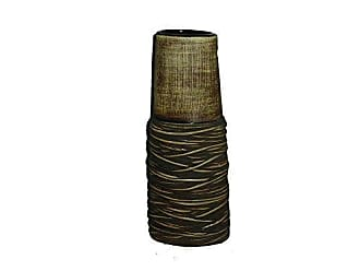 Yosemite Home Decor Yosemite Home Decor Home Accent Vase Light Brown