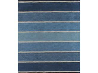 Bashian Contempo ALM64 Indoor Area Rug Blue - S176-BL-2.6X8-ALM64