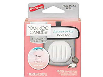 Yankee Candle Company Charming Scents Car Air Freshener Refill, Pink Sands